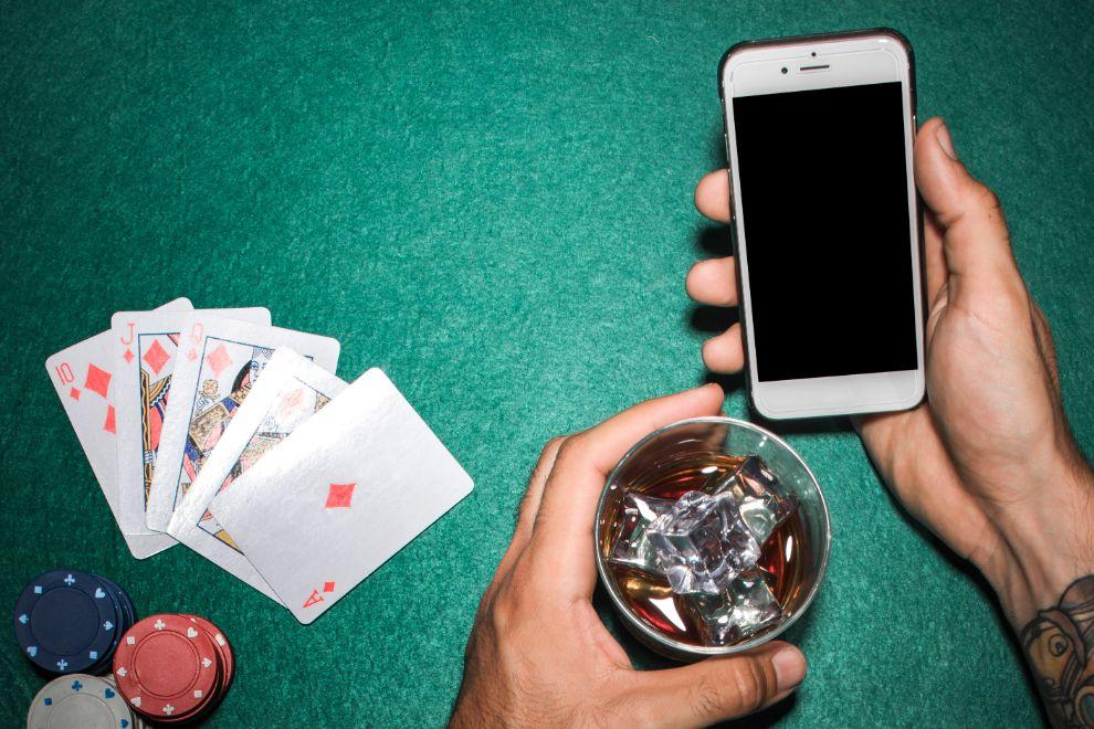 Internet cafe gambling