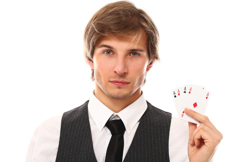 online gambling business